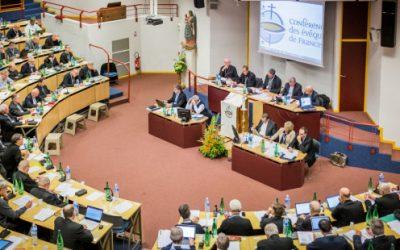 Message des évêques au peuple de Dieu qui est en France