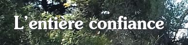 L'entière confiance VE 420 - Avril 2019
