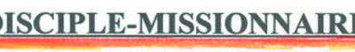 Disciple et Missionnaire VE 427 - Janvier 2020