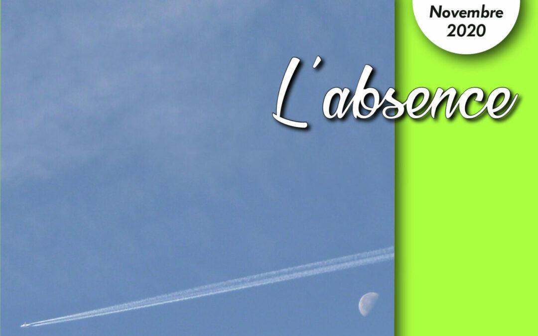 VE 434 Novembre 2020 L'absence