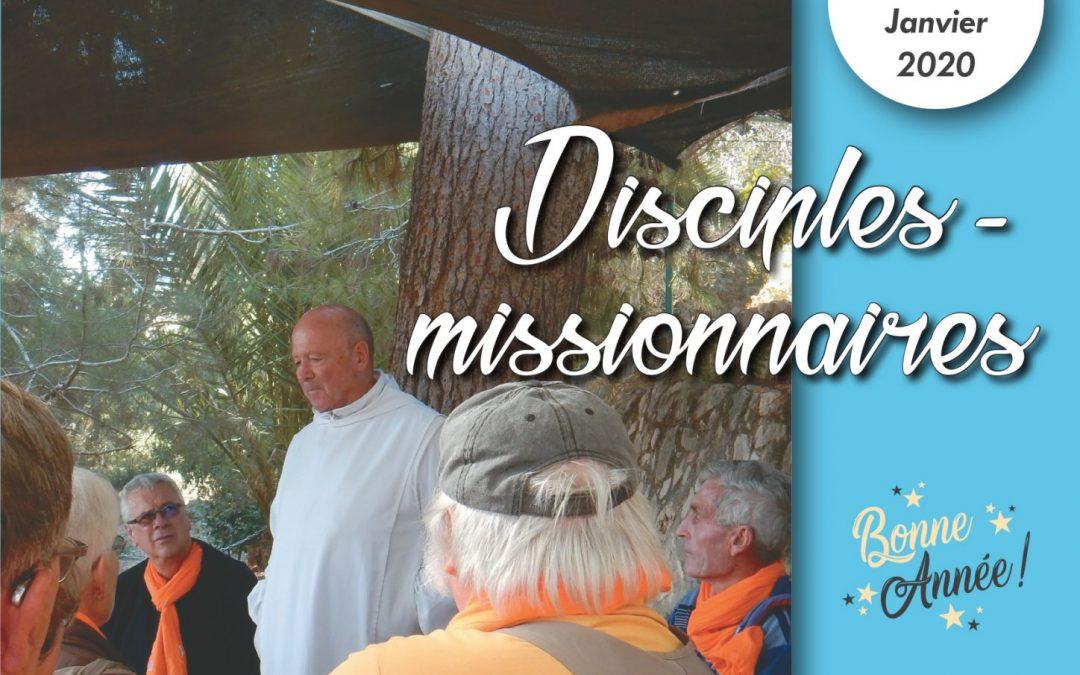 VE 427 Janvier 2020 Disciples-Missionnaires
